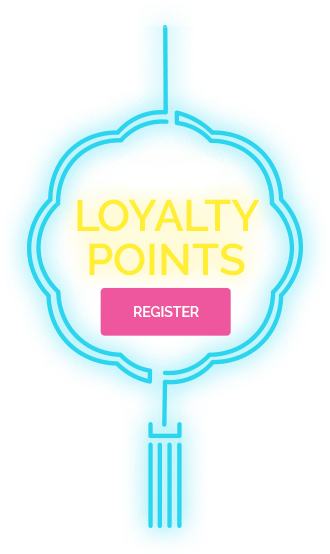 Earn Loyalty Points from Wokway